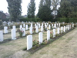Photo of War Graves