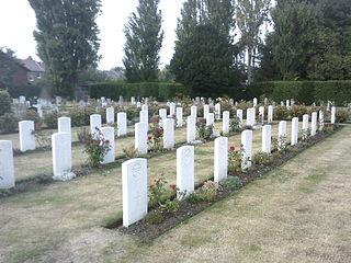 Hamilton Road Cemetery, Deal