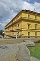 Hanácká kasárna, čp. 803, 1. máje, Olomouc (02).jpg