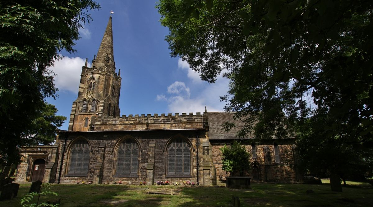 St Mary S Church Handsworth Sheffield Wikipedia