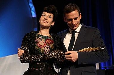 Hanna Binder Till Firit - Nestroy-Theaterpreis 2013.jpg
