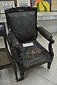 Hannah Shepherd Marshman Used Chair - Carey Museum - Serampore College - Hooghly 2017-07-06 0757.jpg