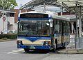 Hanshin Bus 234 at Koshien Station.JPG