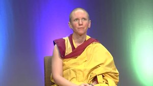File:Happiness is all in your mind- Gen Kelsang Nyema at TEDxGreenville 2014.webm