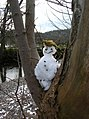 Happy snowman - geograph.org.uk - 744526.jpg