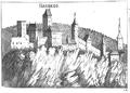 Hardegg, Lower Austria Georg Mätthaus Vischer.png