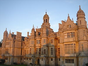 University of Evansville - Harlaxton Manor in 2005