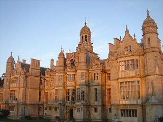 19th-century English style of Renaissance revival architecture