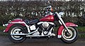 Harley Davidson Softail Slim 1994 style (8274150059).jpg