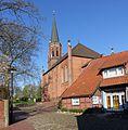 Harsefeld - Stadtpark mit Kirche 04.JPG