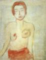 HasegawaToshiyuki-1935-A Girl.png