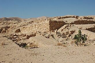 Hasmonean royal winter palaces - Hasmonean royal winter palace