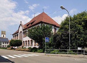 Hauingen: Astrid-Lindgren-School Deutsch: Haui...