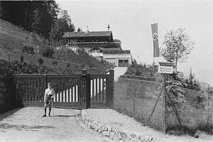 Obersalzberg - Haus Wachenfeld, 1934