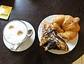 Having french breakfast (7954300178).jpg