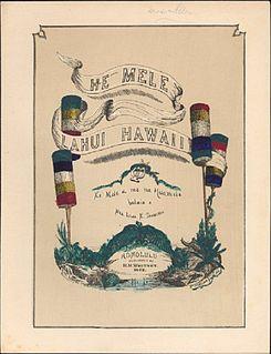 He Mele Lahui Hawaii
