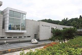 Art museum in Shenzhen, China