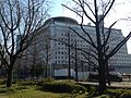 Headquarters of Osaka Prefectural Police near Osaka Castle Park.JPG