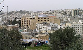 Hebron City in Hebron Governorate
