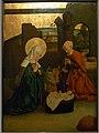 Hechingen Hohenzollerisches Landesmuseum spätgotischer Altar Krippe17633.jpg