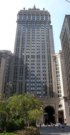 Helmsley Building - Image: Helmsley 47 partsun jeh