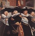 Hendrick Gerritsz Pot - Officers of the Civic Guard of St Adrian (detail) - WGA18196.jpg