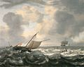 Hendrick van Anthonissen Ships on a Choppy Sea.JPG