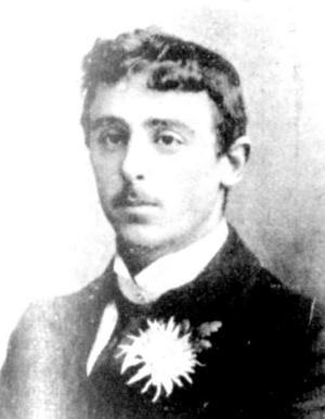 Henri Jeanneret - Jeanneret in 1899