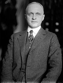 Henry E. Barbour American politician