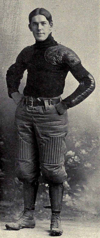 Herb Graver - Graver from 1903 Michiganensian