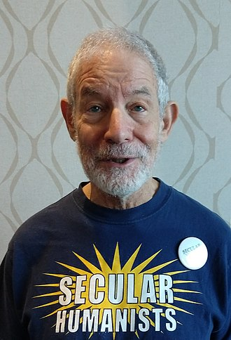 Silverman v. Campbell - Herb Silverman in 2018. President-Emeritus of the Secular Coalition for America, and a former board member of the American Humanist Association.
