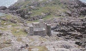Achmelvich - Hermit's Castle