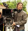 Hernan Aguilar directing the film Madraza.jpg