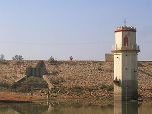 Hesaraghatta Lake - Pumphouse