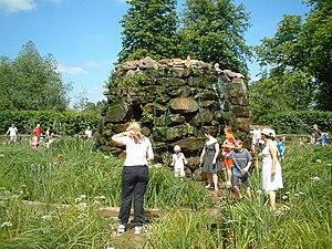 Hever Castle Water Maze
