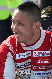 Hideki Noda Japanese professional race car driver