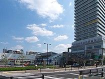 Higashimurayama Station West 2009.jpg