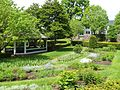 Hill-Stead Museum (Farmington, CT) - sunken garden.JPG