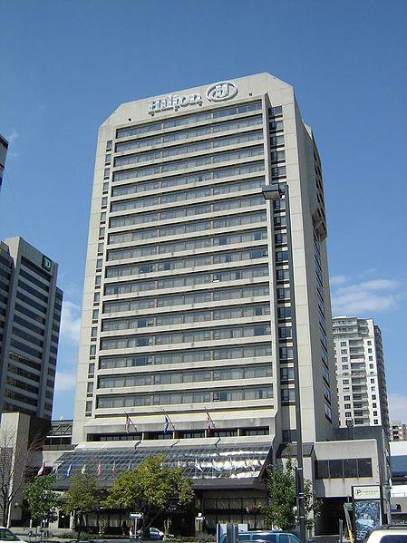 File:Hilton Hotel In London, Ontario.jpg