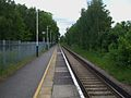 Hinchley Wood stn southbound look north2.JPG