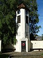 Hinxworth War memorial clock tower. - geograph.org.uk - 45610.jpg