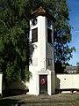 Hinxworth War memorial clock tower. - geograph.org.uk - 45610.jpg