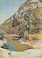Hodler - Am Fuss des Petit Salève - ca1890.jpeg