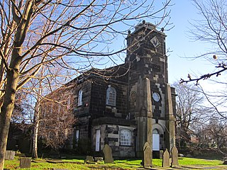 Holy Trinity Church, Wavertree Church in Merseyside, England