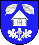 Coat of arms of the municipality of Holzbunge