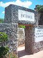 Homestead FL Coral Castle entr01.jpg