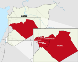 Homs Governorate with Districts.png