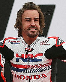 Honda Racing Thanks Day 2015 - Alonso cropped.jpg