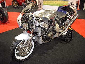 Honda VFR750R - Honda RC30