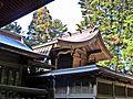 Honden of Hitsujisaki-jinja shrine,Minato,Ishinomaki 2.JPG